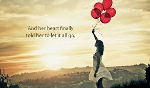 Let's get Real - Letting go!