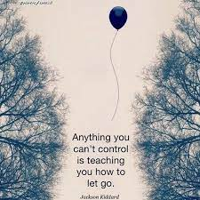 Letting go Opens the Door for New Opportunity