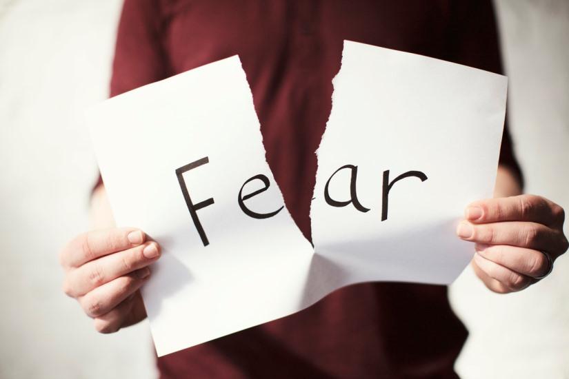 Conscious Oneness Eliminates FEAR!